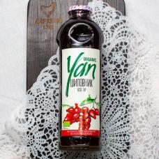 Напиток шиповника Organic YAN 930мл