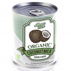 Органическое кокосовое молоко AHYA, 400 мл