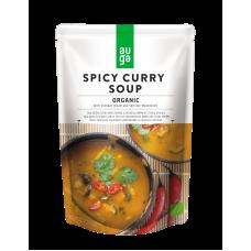 Суп острый карри органический Auga, 400 гр