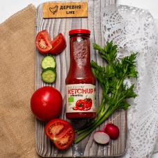 Томатный кетчуп ЭКО 300г