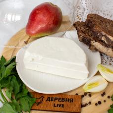 Сыр фермерский козий МЯГКИЙ , 250 гр.