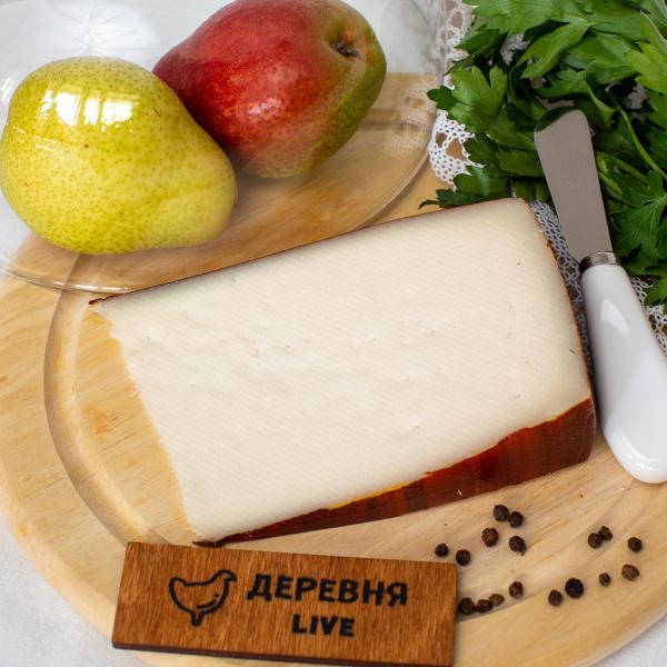 Сыр козий фермерский полутвердый , 250 гр.