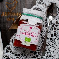 Варенье из плодов шиповника ОРГАНИЧЕСКОЕ, 180 гр.