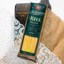 Лапша длинная из твердых сортов пшеницы BIO, LA Molisana, FETTUCCINE 500 гр.