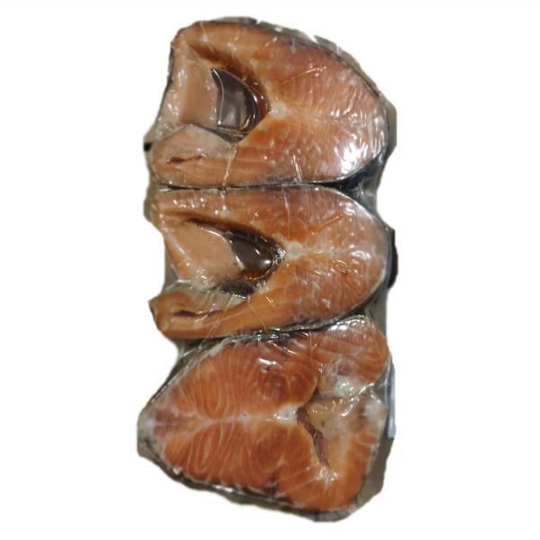 Форель стейк, 0,7 кг.