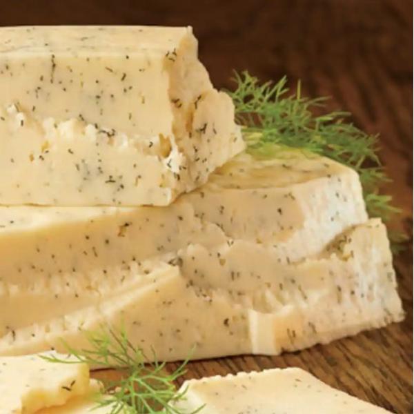 "Сыр ""Хаварти"" из коровьего молока, 150 гр."