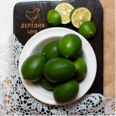 Лайм дикорастущий из Абхазии, 0,5 кг.