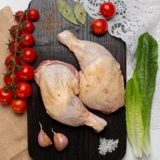 Окорочка куриные БЕЗ АНТИБИОТИКОВ, 0,5 кг.