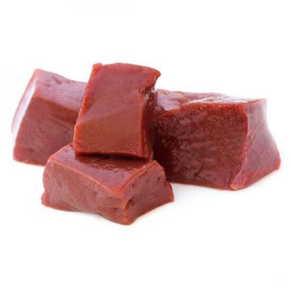 Печень говяжья Ангус, 0,6 кг.