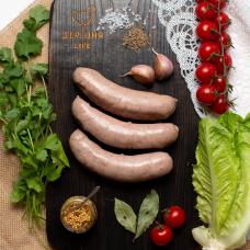 """Сардельки  """"Кноблэндер"""" из говядины, 0,3 кг."""