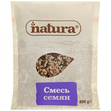Смесь семян NATURA 400 г