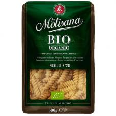 Спиральки из твердых сортов пшеницы BIO, LA Molisana, 500 гр.