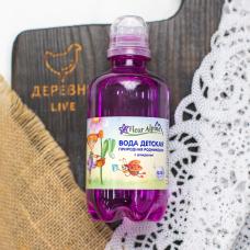 Вода детская, природная, родниковая с рождения, Fleur Alpine, 0,25 л.