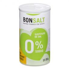 """Заменитель соли """"BonSalt"""" с содержанием натрия 0%, 85 г."""