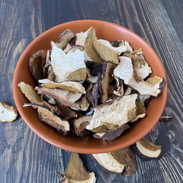 Белые грибы сушеные, 50 гр.