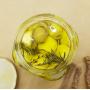 """Сыр """"Шевр"""" КОЗИЙ в оливковом масле со специями, 200 мл."""