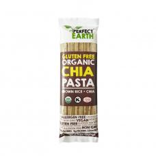 Органическая рисовая лапша Perfect Earth «Коричневый рис с семенами Чиа», 225 гр.