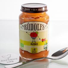 """Пюре для детей Organic Rudolfs """"Яблоко"""", 190 г"""