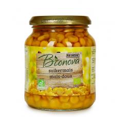 Кукуруза сладкая консервированная, Bionova, 340 г, Нидерланды
