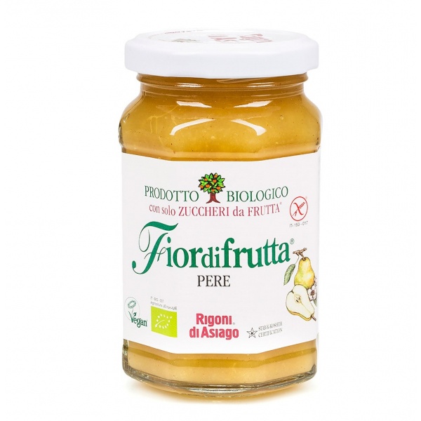 Конфитюр из груши, Fiordifrutta, 250 г, Италия