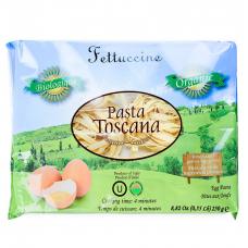 Pasta Toscana БИО Феттучине яичная лапша Pastificio Fabianelli S.p.А. 250 г Италия