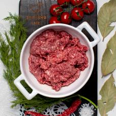 Фарш из молодой говядины и свинины, 0,5 кг.