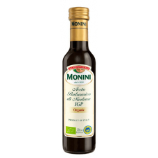 Уксус Monini BIO Balsamic vinegar of Modena Винный бальзамический из Модены органический продукт, 0,25л