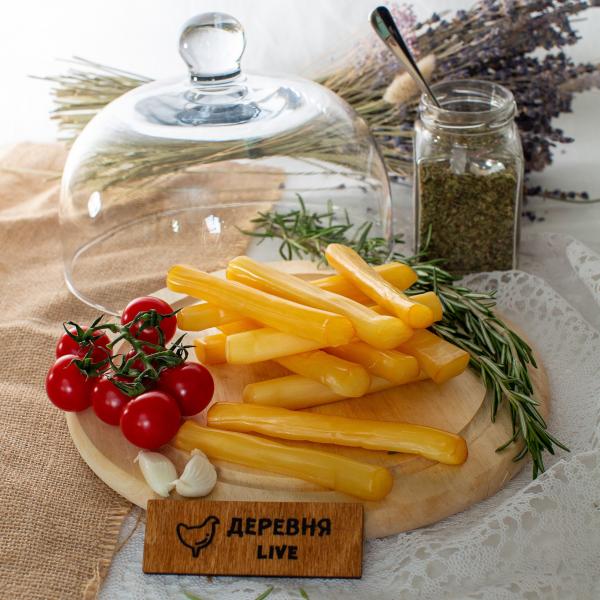 """Сыр """"Пальчотта"""" из КОЗЬЕГО молока, 250 гр."""