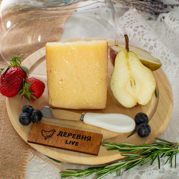 "Сыр ""Томм"" зрелый из КОЗЬЕГО молока, 250 гр."