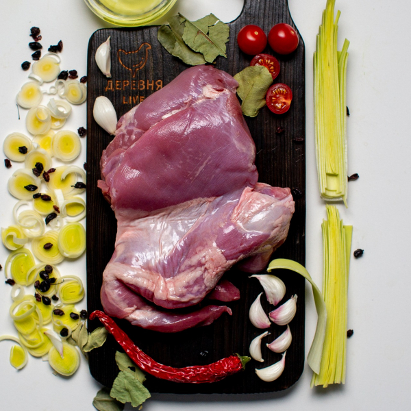 Индейка филе бедра БЕЗ АНТИБИОТИКОВ, 1 кг.