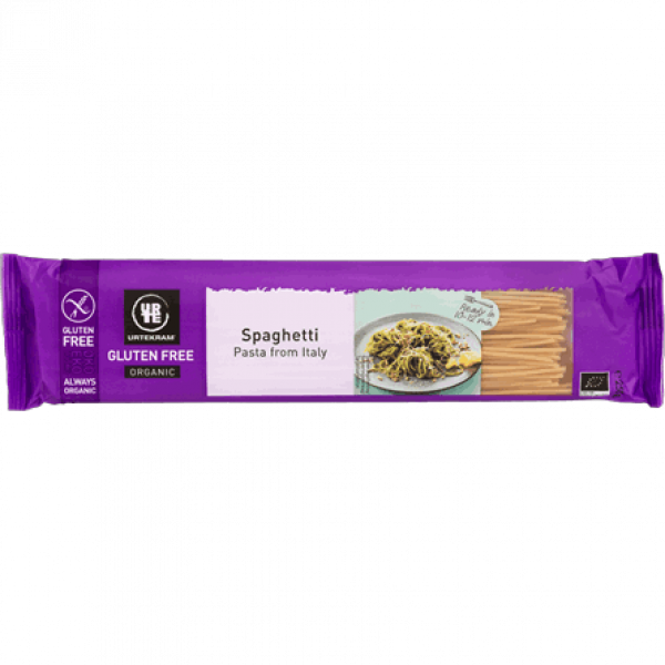 Спагетти без глютена ОРГАНИЧЕСКИЕ, 250 гр.