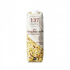 Фисташковое молоко 137 degrees БЕЗ САХАРА 1 л.