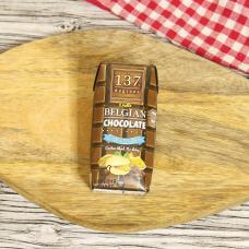 Фисташковое молоко с бельгийским шоколадом 137 degrees БЕЗ САХАРА 180 мл.