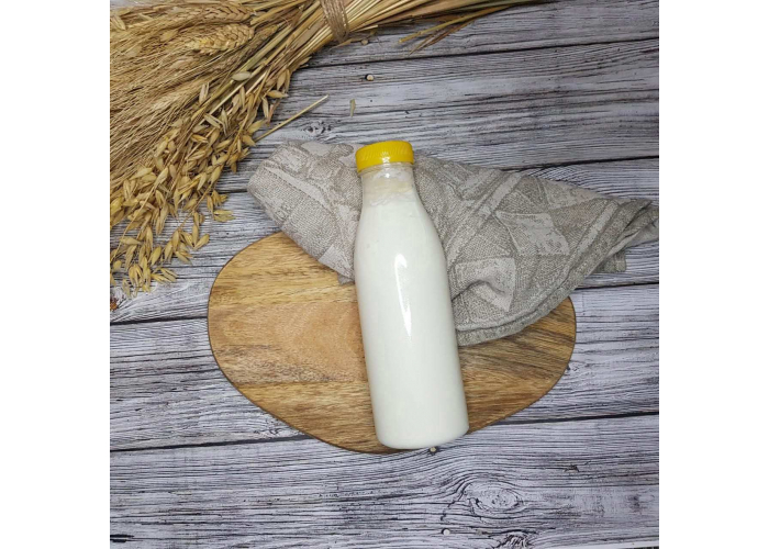 Козий йогурт натуральный, 0,3 л.