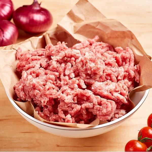 Фарш свинина/говядина, 1 кг.