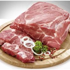 Шея свиная б/к, 1 кг.