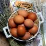 Яйца ОРГАНИЧЕСКИЕ 30 шт.