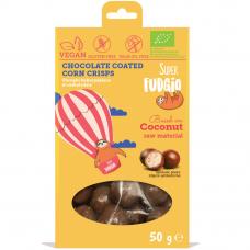 Кукурузные чипсы в шоколаде 50г