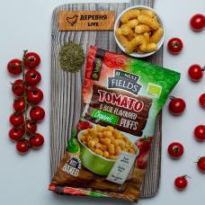 Снек кукурузный со вкусом томат и базилик 30г