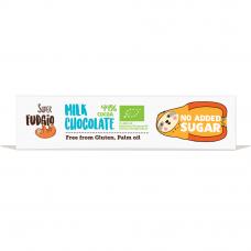 Шоколад молочный без сахара 40 г