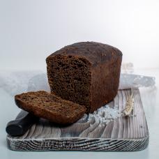 Хлеб солодовый из органической муки, 400 гр.