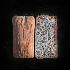 Чиабатта из органической муки, 250 гр.