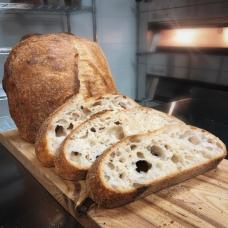 Пшеничный хлеб из органической муки, 500 гр.