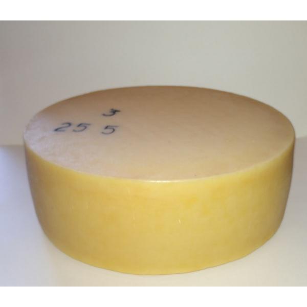 """Сыр твёрдый """"Магор""""из КОЗЬЕГО МОЛОКА, 250 гр."""