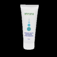 Зубная паста Бережное отбеливание, 75мл от LEVRANA