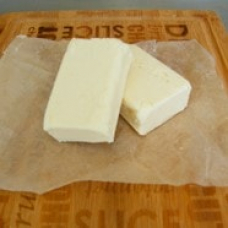 Масло сливочное из козьего молока, 100 гр.