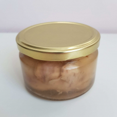 Печень трески натуральная, в стекле, 240 гр.