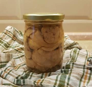 Печень трески натуральная, в стекле, 550 гр.