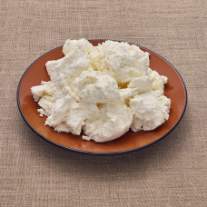 Творог из коровьего молока из печи 15-18%, 500 гр.