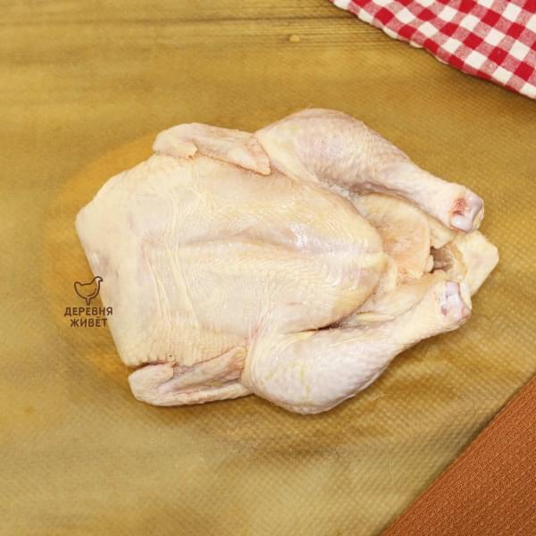 Курица для жарки БЕЗ АНТИБИОТИКОВ, 1,7 кг.